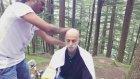 Baba The Cosmic Barber - Saç Sakal Kesimi ve Masaj