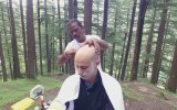 Baba The Cosmic Barber  Saç Sakal Kesimi ve Masaj