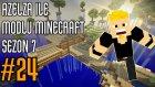 Modlu Minecraft Sezon 7 Bölüm 24 - İksirler Ve Arılar!