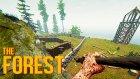 Sarayımıza Taştan Sur Yapıyoruz The Forest Bölüm #3
