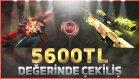 5600 Tl Değerinde Dragon Lore Ve Howl Çekilişi