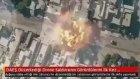 Daeş Düzenlediği Drone Saldırısının Görüntülerini İlk Kez Yayınladı