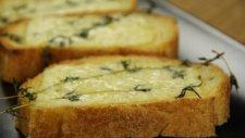 Sarımsaklı Ekmek   Yemek Tarifleri
