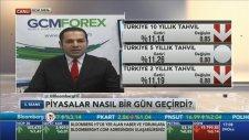 24.01.2017 - Bloomberg HT - 3. Seans - GCM Menkul Kıymetler Araştırma Müdürü Dr. Tuğberk Çitilci