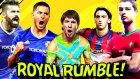 Cezalı Futbolcularla Royal Ruuumble !