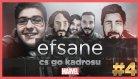 Efsane Kadro Cs:go Unlost, Glaxy, Thetabetaplays, Şizo #4