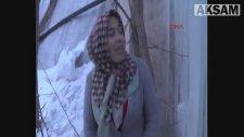Muş'ta Buzdan Ev Görenleri Hayrete Çevirdi