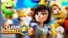 Prensesin Rakibe Çirkefliği Clash Royale