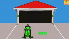 Learn Colors with Batman Chase Colors for Kids to Learn – Video for Kids