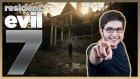 Resident Evil 7 Gameplay Türkçe Bölüm 1
