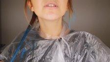 Geçici Renkli Saç Boyama