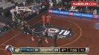 Avustralya Ligi'nde Basketbolcunun Gözü Yuvasından Çıktı