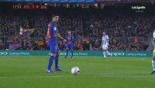 Denis Suarez'in Real Sociedad'a attığı gol