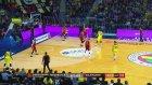 Fenerbahçe 85-80 Galatasaray - Maç Özeti izle (26 Ocak 2017)