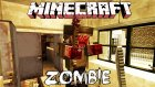 Mınecraft: Zombi Salgını #2 - Zombie Apocalypse Adventure Map