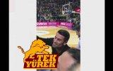 Volkan Demirel'in Galatasaray'a Küfür Etmesi