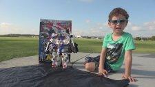 HELLO CARBOT Skate park play K Cops 4 X Transformer
