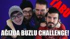 Ağızda Buzlu Tabu Challenge! - Burak Oyunda