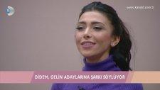 Didem, Gelin Adaylarına Şarkı Söyledi! (Kısmetse Olur 27 Ocak 2017)