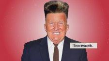 Donald Trump'ın Dış Görünüşüne GQ'dan Başkanlık Makyajı