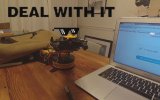 Robot Olmadığını Kanıtlayan Robot