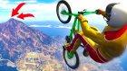 Gta 5 Online - Bmx İle Havada Uçmak !