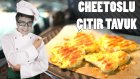 Cheetos'lu Çıtır Tavuk - Burak Mutfakta