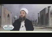 Cübbeli Ahmet Hoca İti'kat Sohbetleri (23)