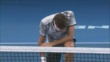 Ekselansları Federer'in Unutulmayacak Grand Slam Sevinç Gözyaşları