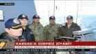 Genelkurmay Başkanı Akar'dan Kardak'a Sürpriz Ziyaret