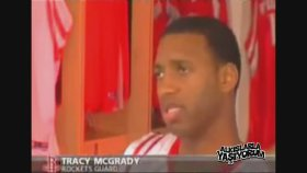 NBA Oyuncularının Dikembe Mutombo Taklidi