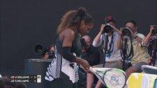 Serena Williams Çıldırdı!
