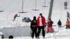 Uludağ'da Snowboardcu Genç İnsanların Hayatını Böyle Kurtardı