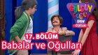 Güldüy Güldüy Show Çocuk 17. Bölüm, Babalar ve Oğulları Skeci
