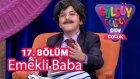 Güldüy Güldüy Show Çocuk 17. Bölüm, Emekli Baba Skeci