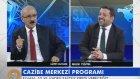 Kalkınma Bakanı Lütfi ELVAN Kanal 24 canlı yayınında gündemi değerlendirdi