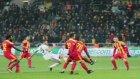 Kayserispor 4-1 Fenerbahçe (Maçın Fotoğraflı Özeti)