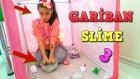 Melike Niloya Çadırında Gariban Slime Yaptı!! İçine Ne Varsa Doldurdu !!