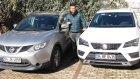 Seat Ateca vs Nissan Qashqai - Karşılaştırma