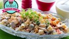 Tavuklu Kolay Makarna Salatası / Ayşenur Altan Yemek Tarifleri