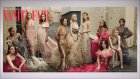 Vanity Fair'in Kamera Arkası Görüntüleri