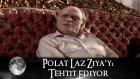 Polat, Laz Ziya'yı Tehdit Ediyor - Kurtlar Vadisi 28. Bolum