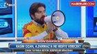 Rasim Ozan Kütahyalı, Stüdyoya Pastırma Getirerek Abdülkerim Durmaz'la Dalga Geçti