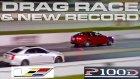 Cadillac CTS-V İle Kapışan Tesla P100D'den Yeni Dünya Rekoru!