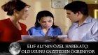 Elif Ali'nin Ozel Harekatcı Oldugunu Gazetede Goruyor - Kurtlar Vadisi 52.Bolum