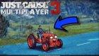 Just Cause 3  Traktör Kullanmak | Just Cause 3 Multiplayer