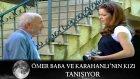 Omer Baba ve Karahanlı'nın Kızı Tanışıyor - Kurtlar Vadisi 52.Bolum