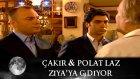 Polat ve Cakır Laz Ziya'ya Gidiyor - Kurtlar Vadisi 19.Bolum