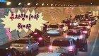 Güney Kore'de Tünelde Kaza Sonrası İlginç Anlar
