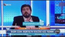 Rasim Ozan Kütahyalı: Beşiktaş'ın Bomba Transferi Aziz Yıldırım